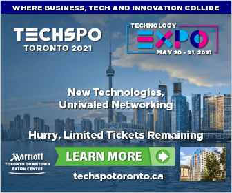 Banners techspo toronto 2018 technology expo may 17 for Pool show toronto 2018