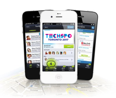 TECHSPO Toronto Mobile App